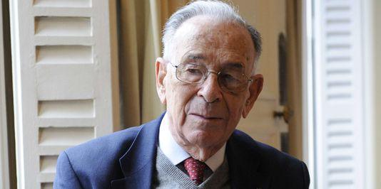Hommage à Jean-Louis Crémieux-Brilhac, Résistant, disparu ce soir