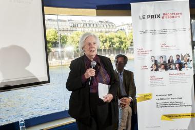 Prix Reporters d'Espoirs – Stéphane Hessel 2019
