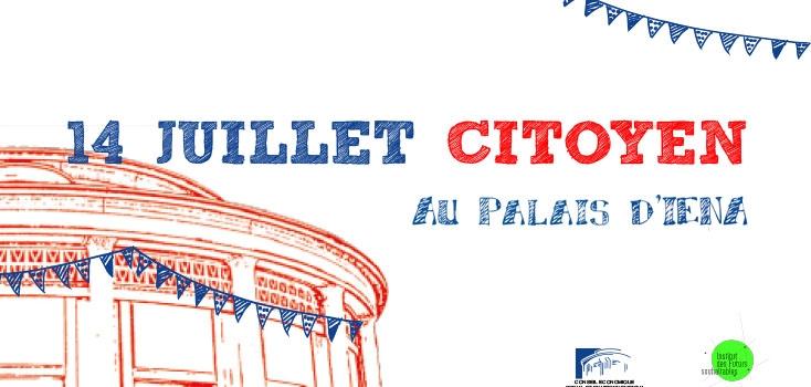 Le 14 juillet sera citoyen, au CESE, avec Reporters d'Espoirs