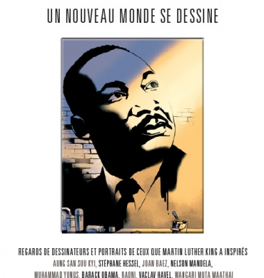 I HAVE A DREAM, hommage à Martin Luther King