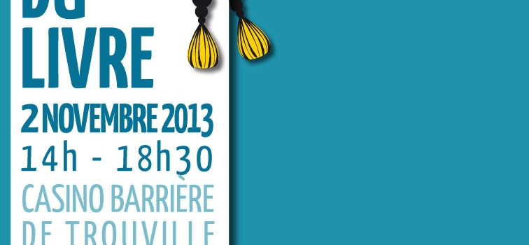 Salon du livre de Trouville-sur-Mer (Normandie) 2013